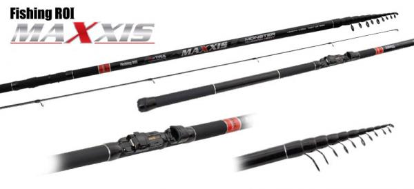 Удилище Fishing ROI Telematch Heavy Maxxis 4.2m до 60г