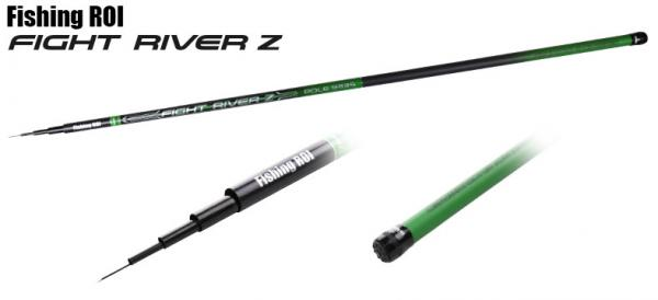 Маховое удилище Fishing ROI Telepole Fight River Z 700 до 30gr б/к