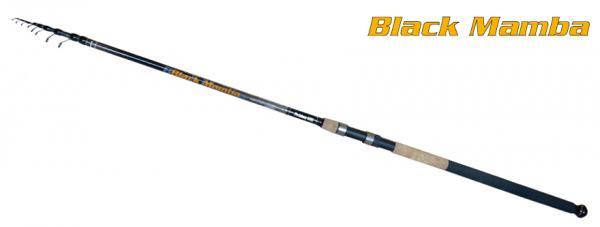Матчевое удилище Fishing ROI Telematch Black Mamba 4.0m до 30gr