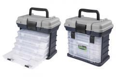 Ящик Fishing ROI з пластиковыми коробками 270*180*265 MB9330 4*(230*125*35)
