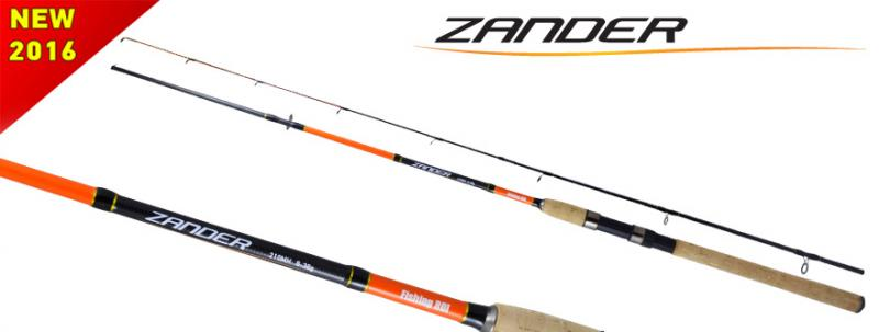 Спиннинг Fishing ROI Zander 8-38g 2.10m